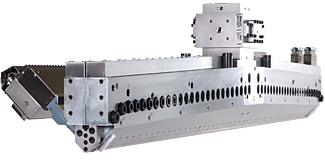 Coextrusion Feedblocks